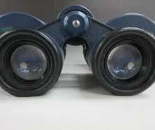 ビクセンの双眼鏡 レンズ