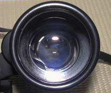 宮内光学の双眼鏡レンズ