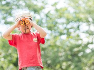 植物園 公園 レンタル用 双眼鏡