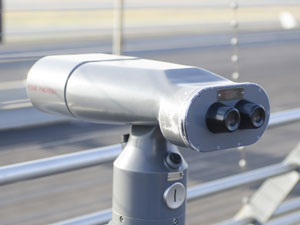観光望遠鏡(大型双眼鏡)の高価買取のポイント