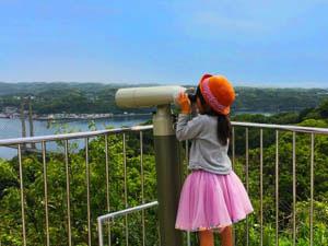 観光望遠鏡(大型双眼鏡)について