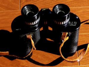 遺品の双眼鏡も買取・処分可能