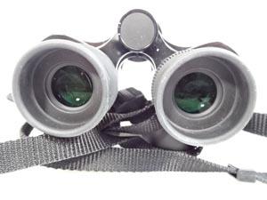 遺品の双眼鏡
